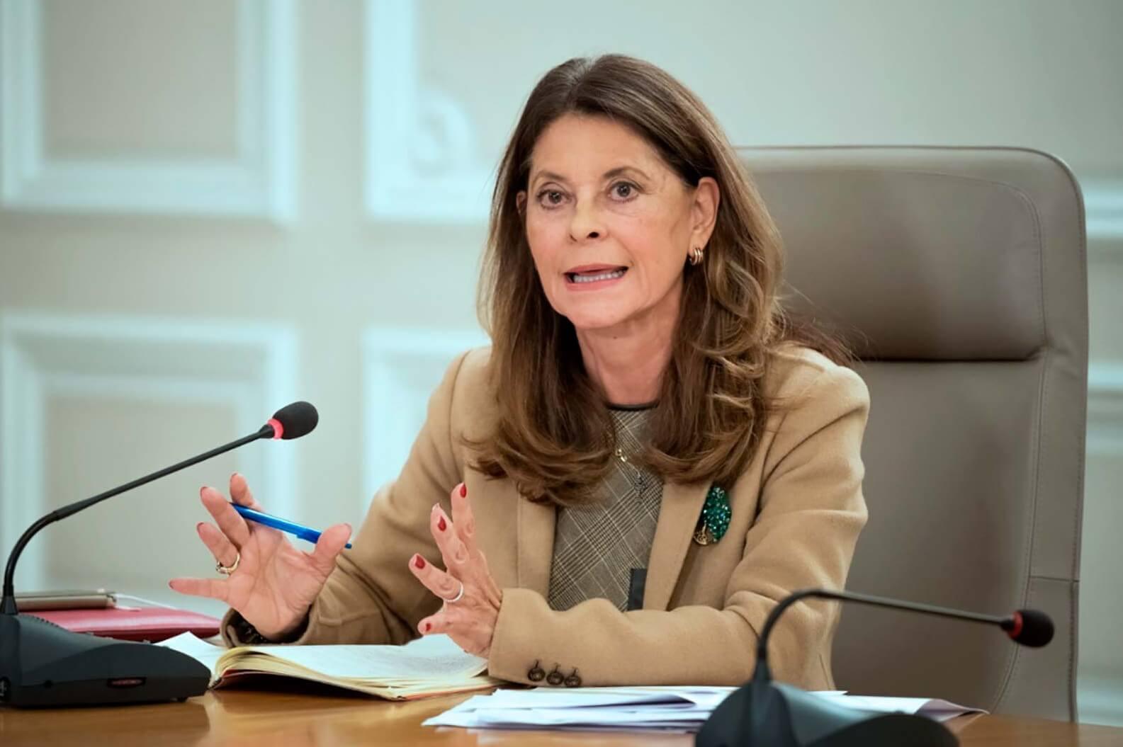 Martha Lucía Ramírez nueva Canciller de la República   Agenciapi.co