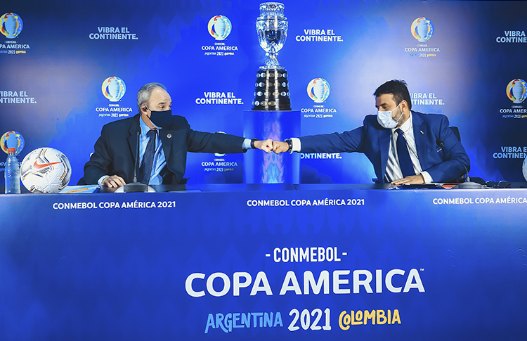 Argentina no será sede de la Copa América   Agenciapi.co