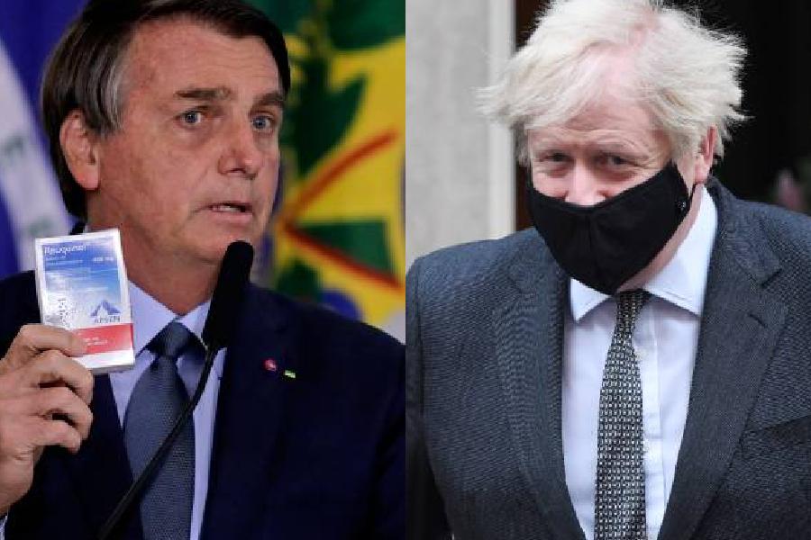 Bolsonaro- Boris