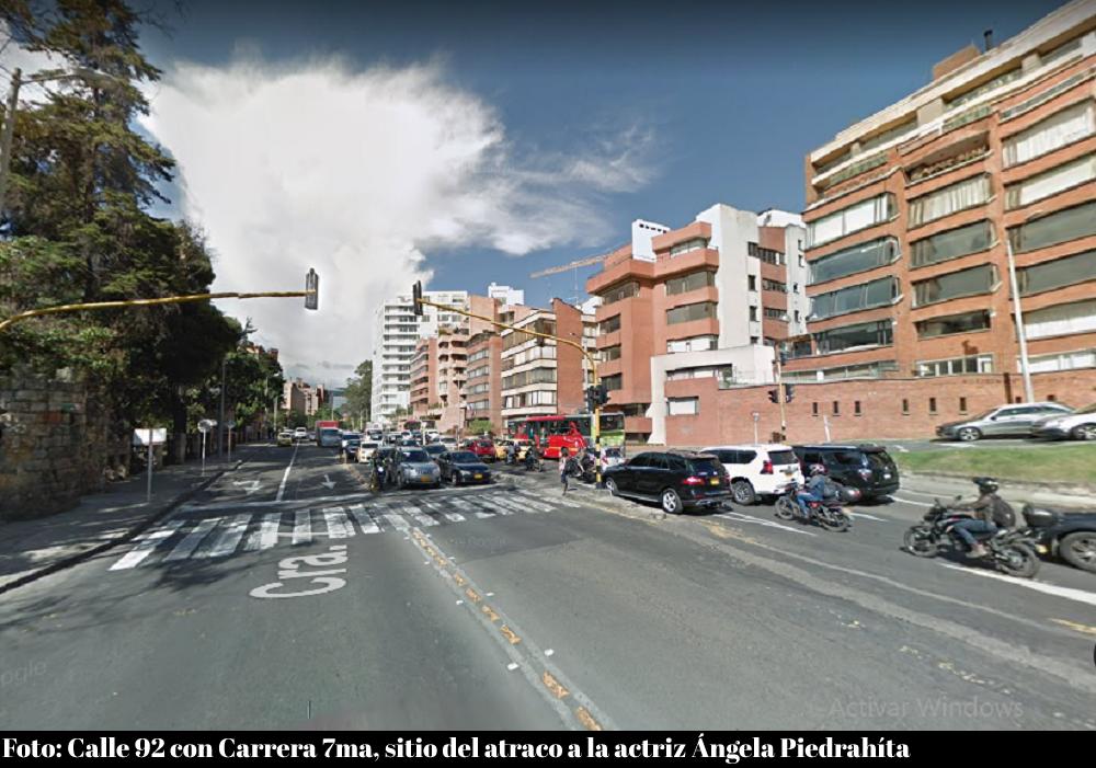 Calle 92 con 7ma