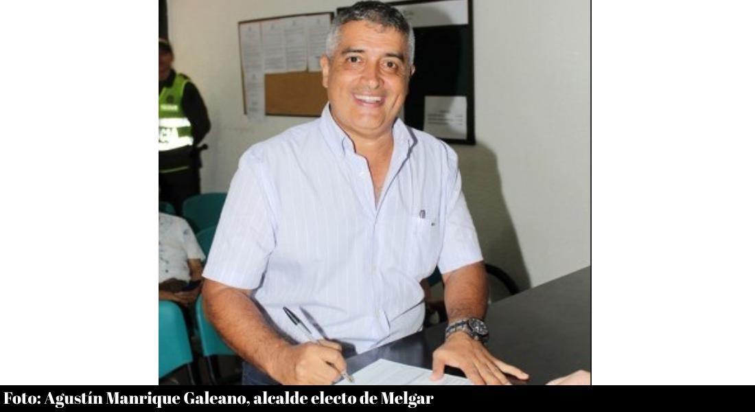 Candidato Melgar