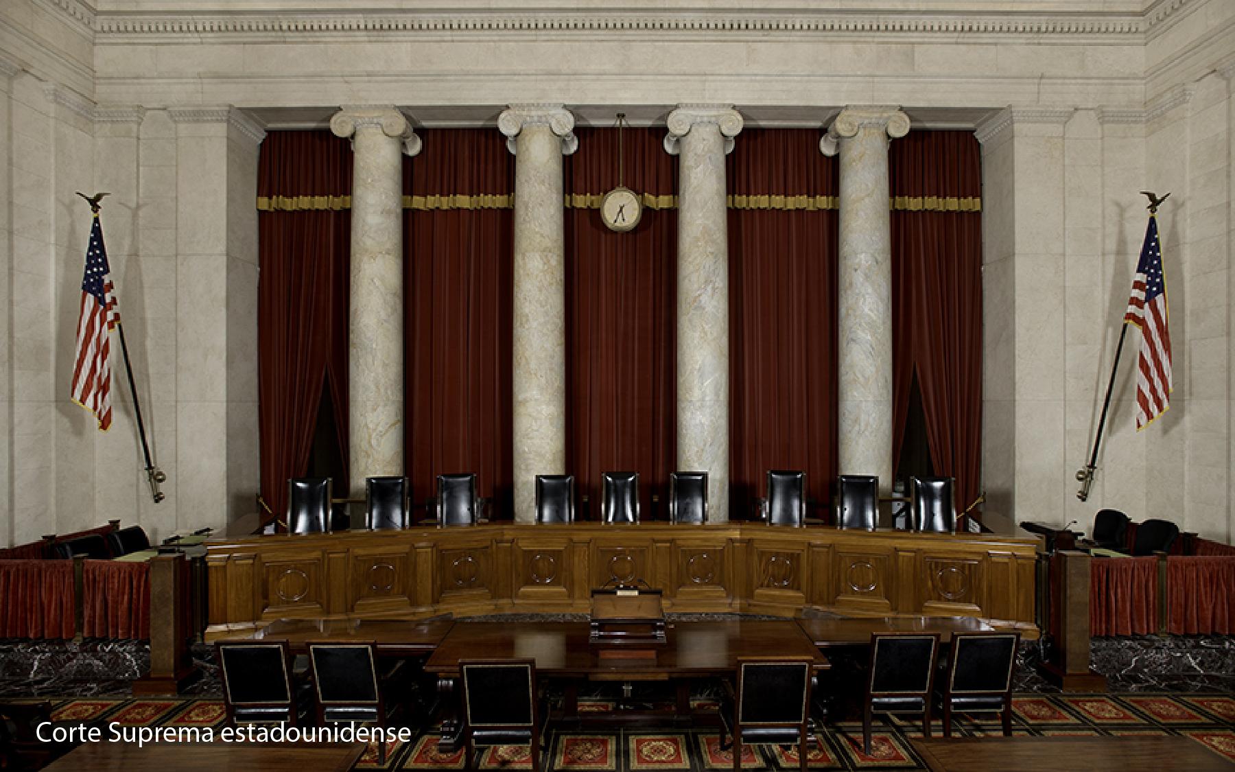Corte S EEUU
