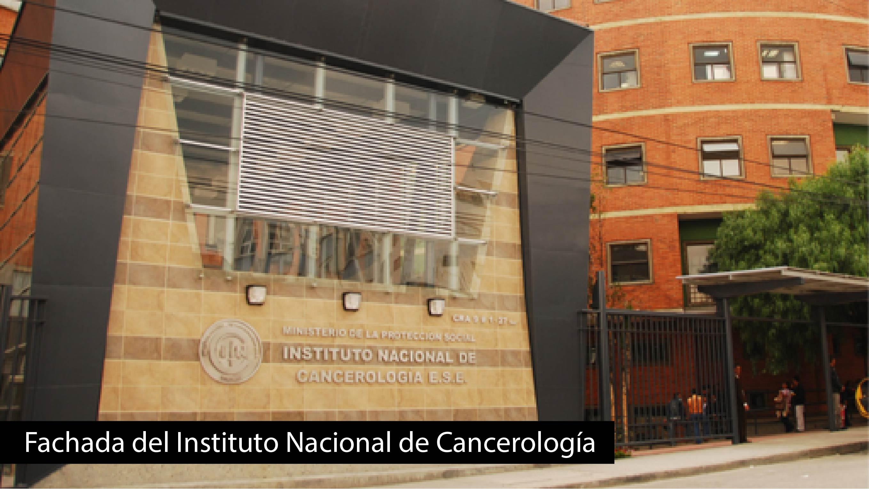 Fachada del Instituto Nacional de Cancerología