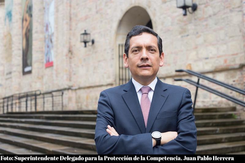 Superintendente Delegado Juan Pablo Herrera