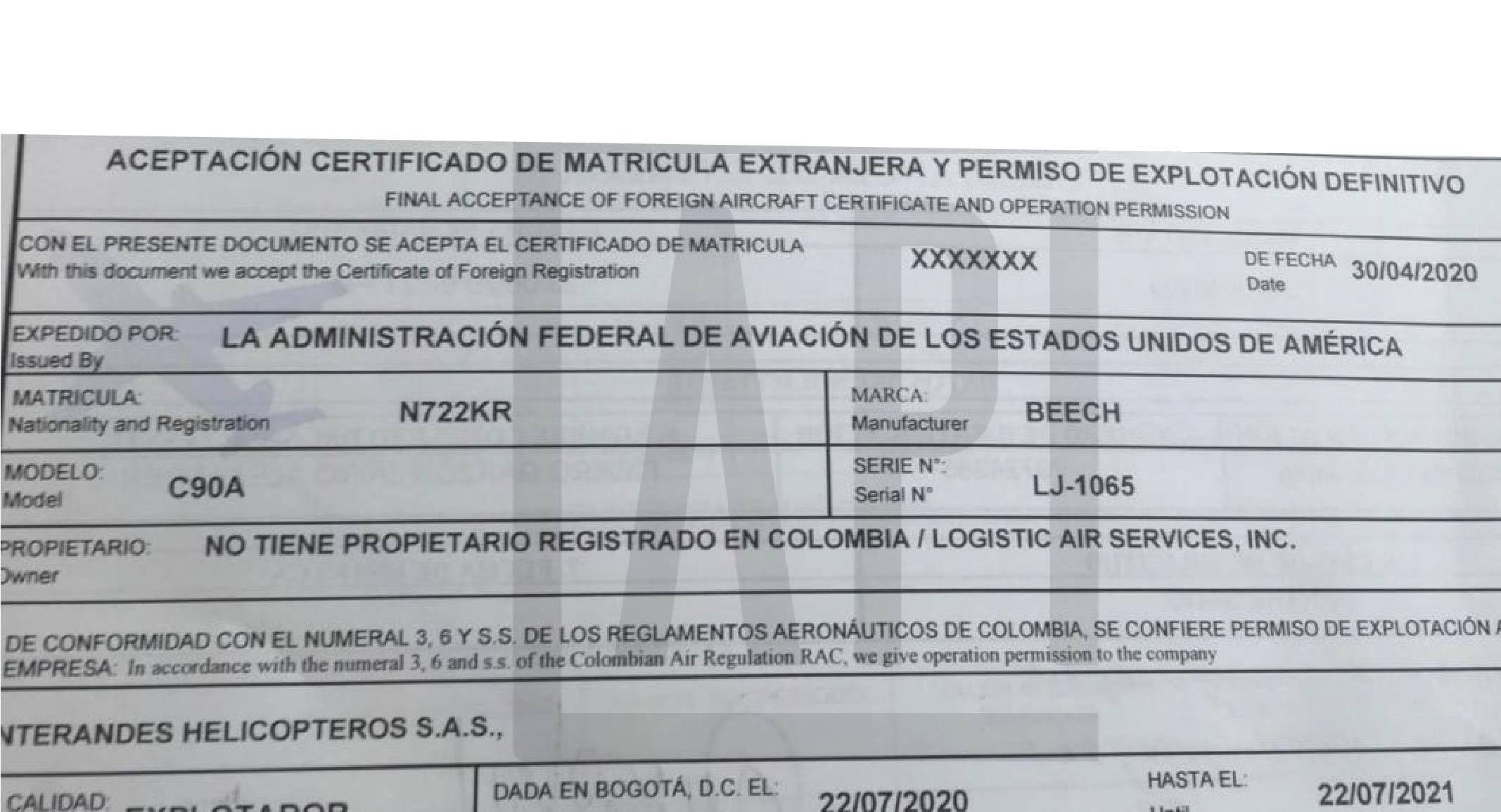 Incautación de 446 kilos de cocaína enreda a esposo de Alejandra Azcárate