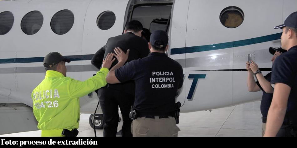 Proceso de extradición