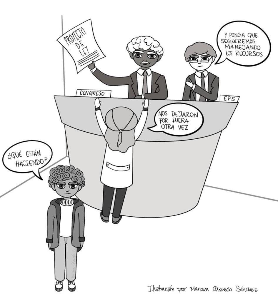 Ilustración Proyecto de ley