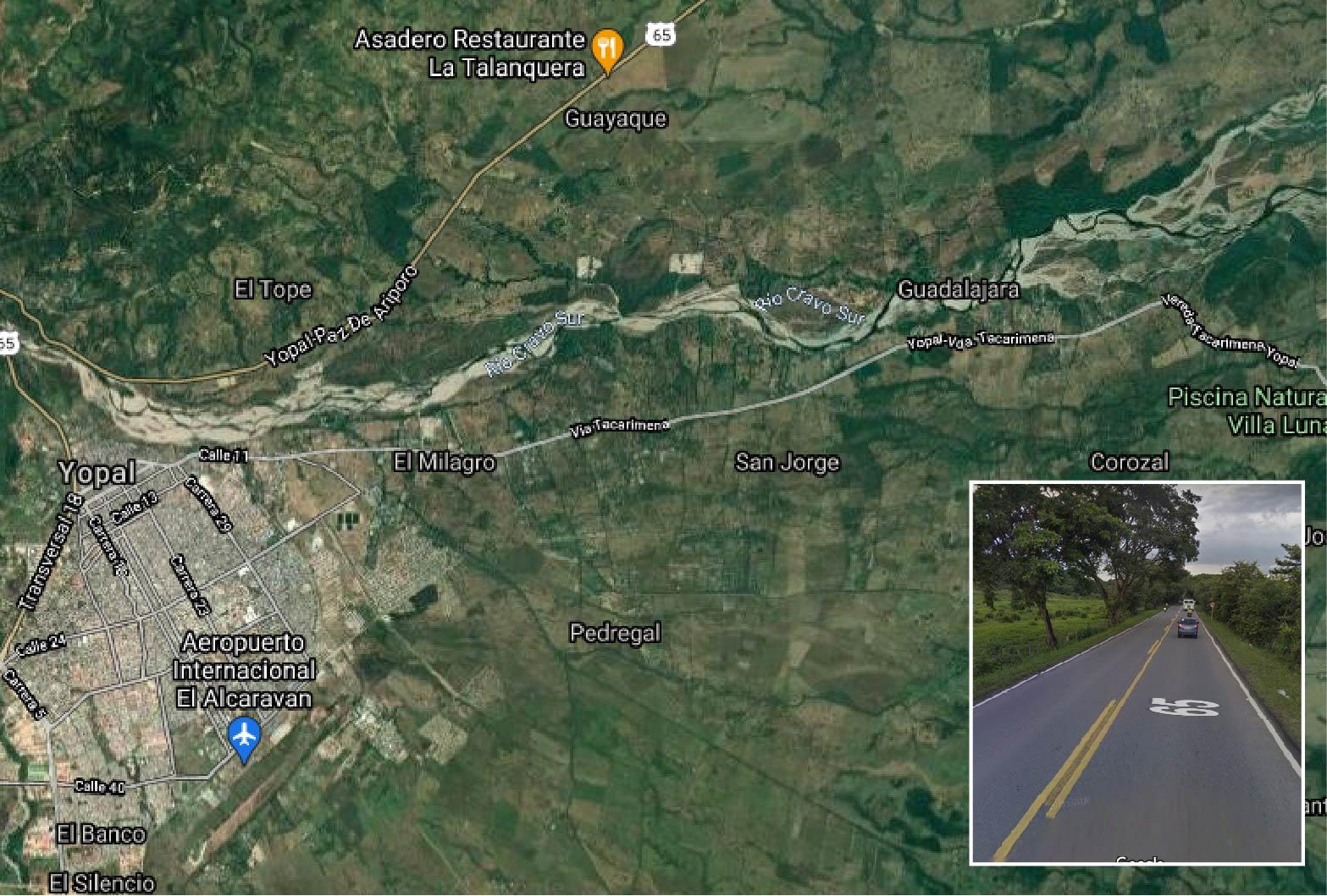 Periodistas reconstruyen el camino de la muerte de Johan Ortega a manos de un policía en Yopal - Noticias de Colombia