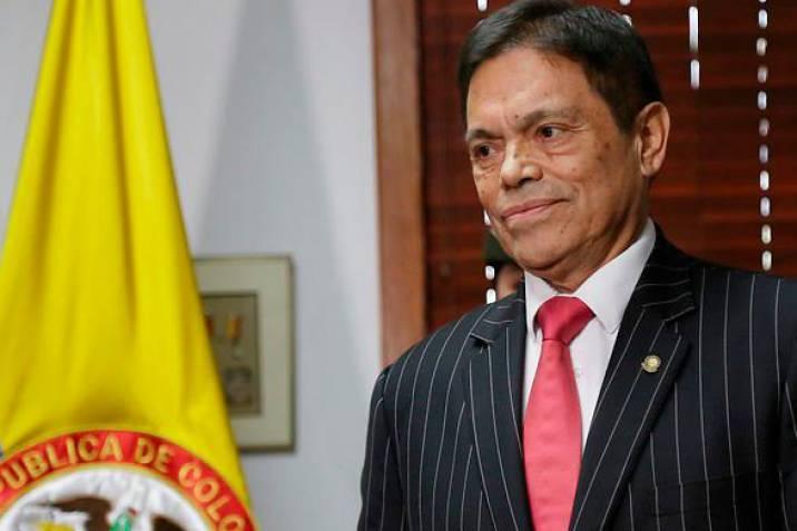 Magistrado José Francisco Acuña