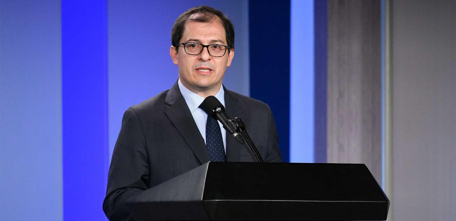 Francisco Barbosa a cinco votos de ser elegido fiscal general ...