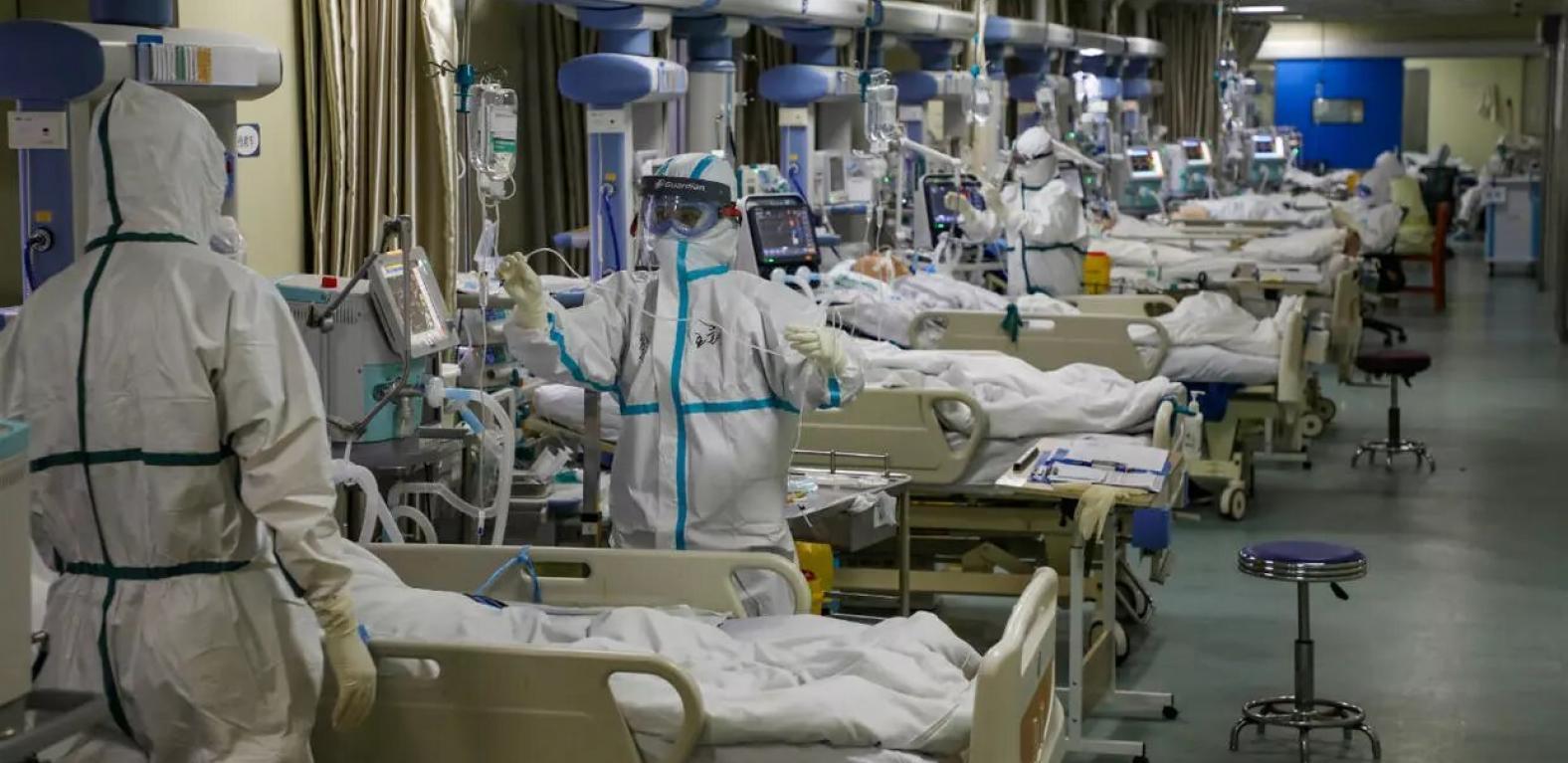 La historia del médico que predijo la pandemia de coronavirus y fue objeto  de burlas | Agencia de Periodismo Investigativo