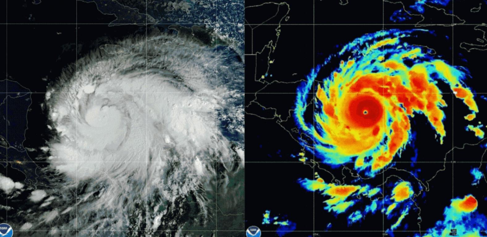Las alertas múltiples de Estados Unidos a Colombia por el huracán Iota no  atendidas | Agencia de Periodismo Investigativo