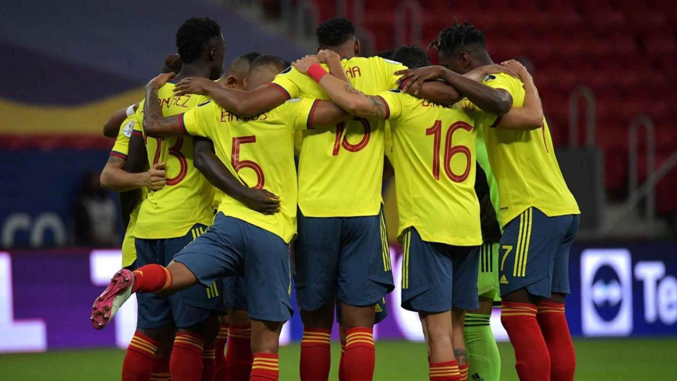 Selección Colombia empató 1-1 con Bolivia | Agenciapi.co