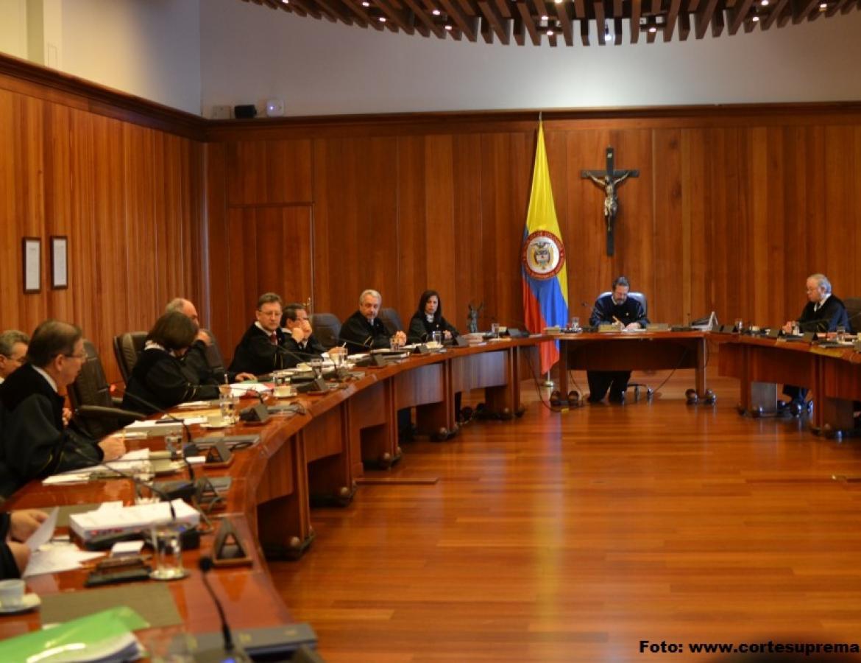 Elección en Sala Plena | Agencia de Periodismo Investigativo